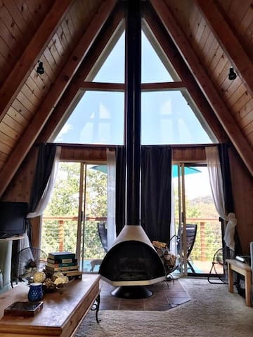 A-frame @ Lake Arrowhead. With Lake Pass! - Lake Arrowhead - House