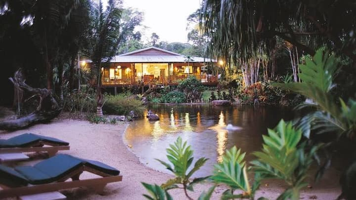 Daintree Holiday House - The Botanical Ark Retreat