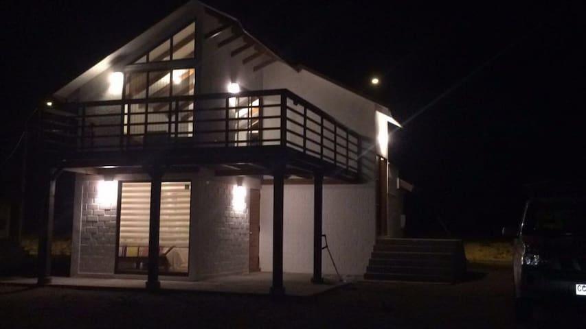 Acogedora casa en Tongoy para 6 personas - Tongoy - Cottage