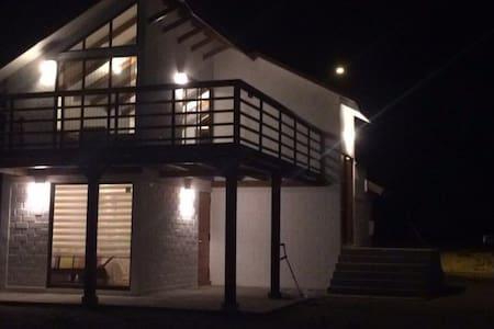 Acogedora casa en Tongoy para 6 personas - Tongoy - Kisház