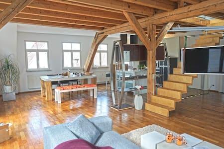 Sonniges, großzügiges Loft - Esslingen am Neckar - Loft