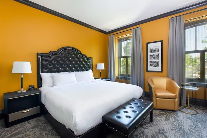 Hotel Clarendon, chambre Corporative 1 lit King