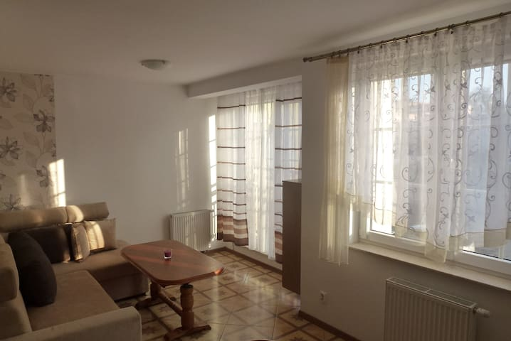 Apartament przy Fontannie