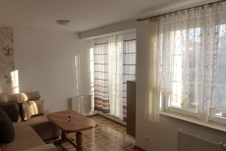Apartament przy Fontannie - Wejherowo - อพาร์ทเมนท์