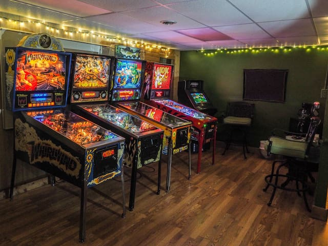 Pinball Sanctuary West
