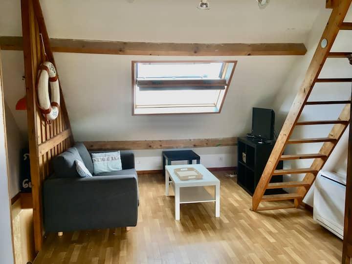 Appartement 2 personnes Ile-Tudy (Finistère)