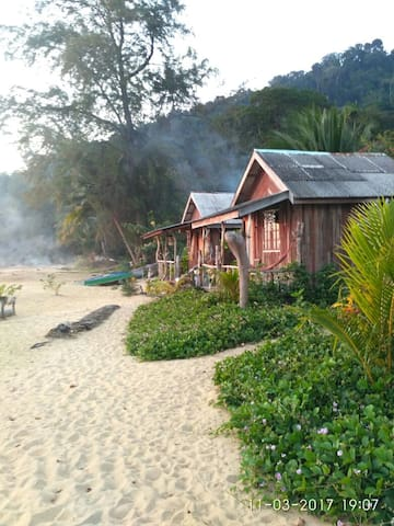 The Nipah Chalet Beach Front 1