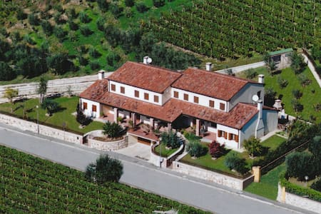 B&B CONTARINE - Valnogaredo - Bed & Breakfast