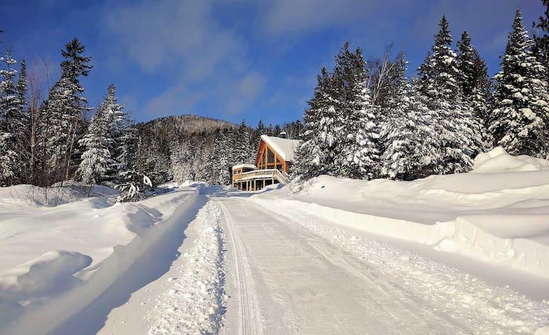 Domaine Val Nature - Chalet Aksotha - Saint-Côme - Шале