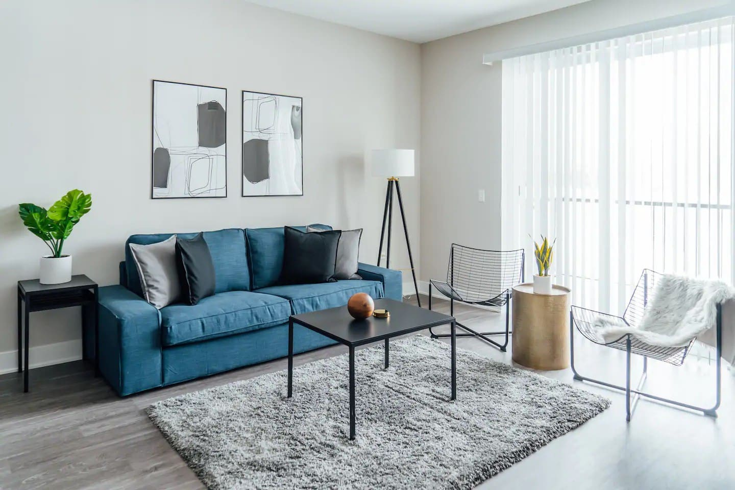 The photos are only placeholders but since we have the same interior designer who beautifully transforms all our units into a homey haven, trust us that the photos are almost the same as what this unit looks like!