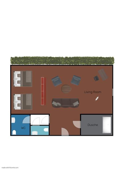 Parkloft Illustration