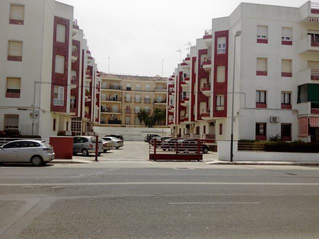 Piso en Sanlúcar de Barrameda, ubicación ideal. - ซานลูการ์ เดอ บาร์แรเมดา