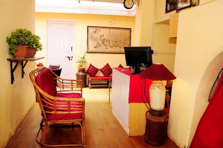 Dorm 1 - Bed 2 Prabhus Place Organic Farm & Stay