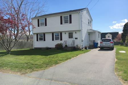 Private Room near Newport-Twin Beds - Middletown - Hus