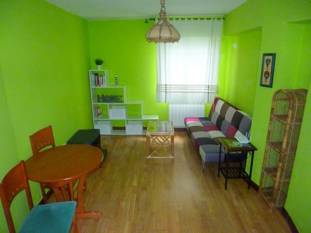 Apartamento en Haro muy céntrico y acogedor