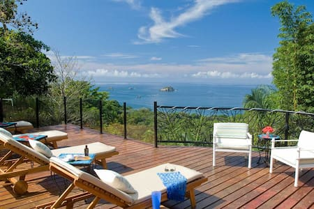 Casa de las Brisas, Your Gateway to Manuel Antonio - Quepos