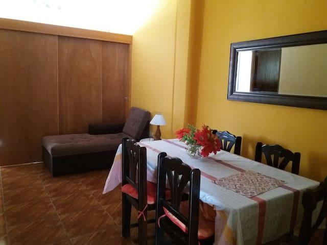 Habitación GR Depa_BellavistaHome a 15'Aepto. Lima