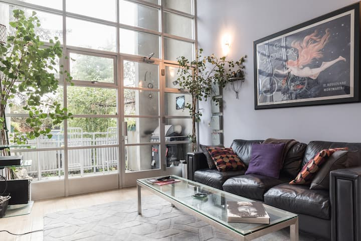 Beautiful and Spacious Loft - SOMA