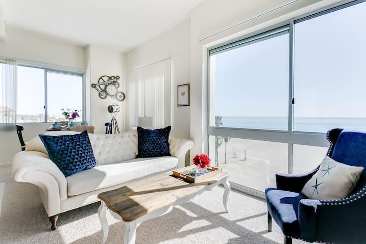 5-Star Beach Apt / Stunning Panoramic Ocean Views - Santa Monica - Apartamento