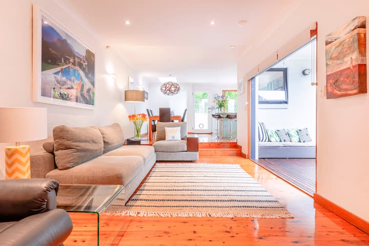REDUCED Stunning Sydney FamilyHome near harbour
