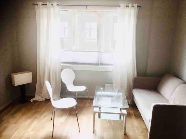 Quarantine apartment.Free wi fi,shop,park,tram