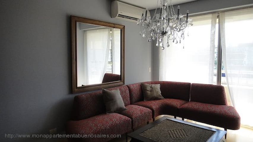 Great Apartment in Buenos Aires' best neighborhood