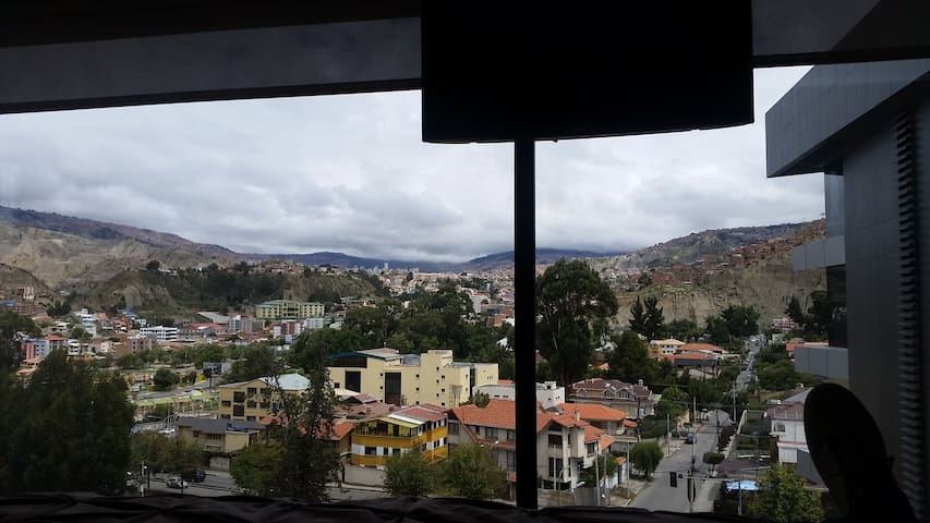 Beautiful Modern, Amazing Views, brand New, Studio - La Paz - Apartament