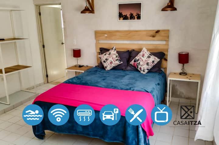 Habitación IV en Casa Itzá