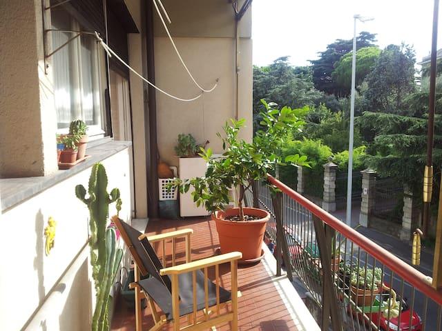 Appartamento comodo mare e città - Génova - Apartamento
