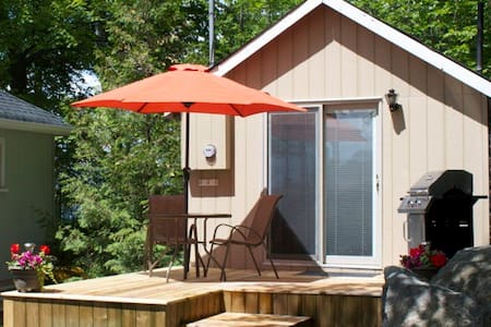 Birch Bend Resort - The Hideaway - Lakefield