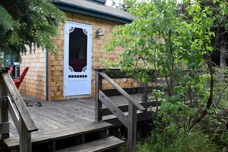 Private Oceanfront Beach Cabin -North Shore - Mount Stewart