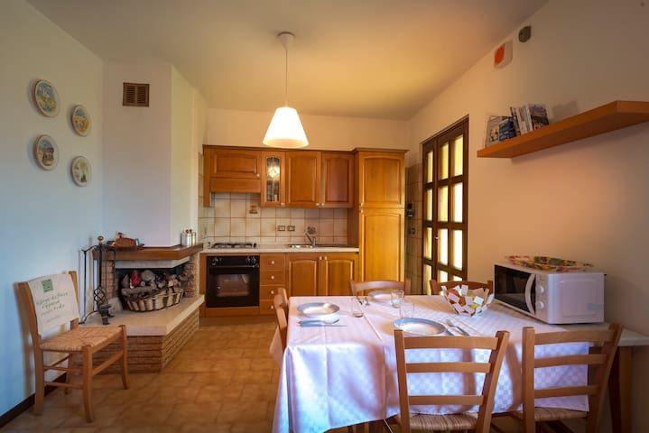 House Coccinella - for 4 people