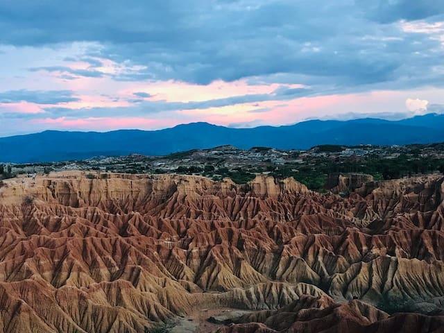 Welcome to Tatacoa Desert - Villa Alejandra