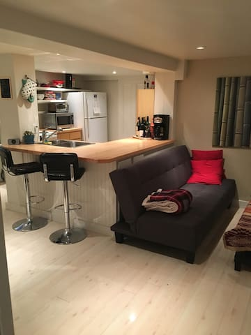 Stylish South-End Studio Apartment - Halifax - Apartment