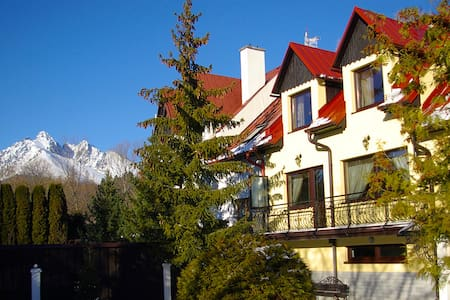 Villa in High Tatras - Millennium Residence VDV - Nová Lesná - Rumah