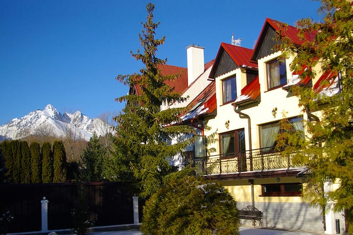 Private villa in High Tatras - Residence VDV