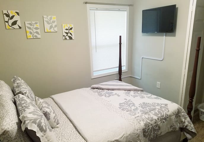 ⭐️20 min to DT ATL, Airport⭐️Affordable & Clean!⭐️