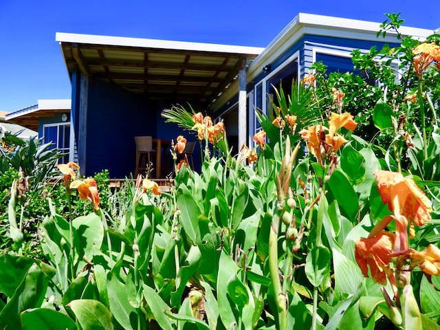 ArtHOUSE Beachfront Accommodation No. 3 - Emerald Beach - Wohnung