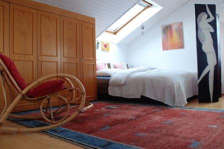 Loftwohnung im Voralpenland - Aying