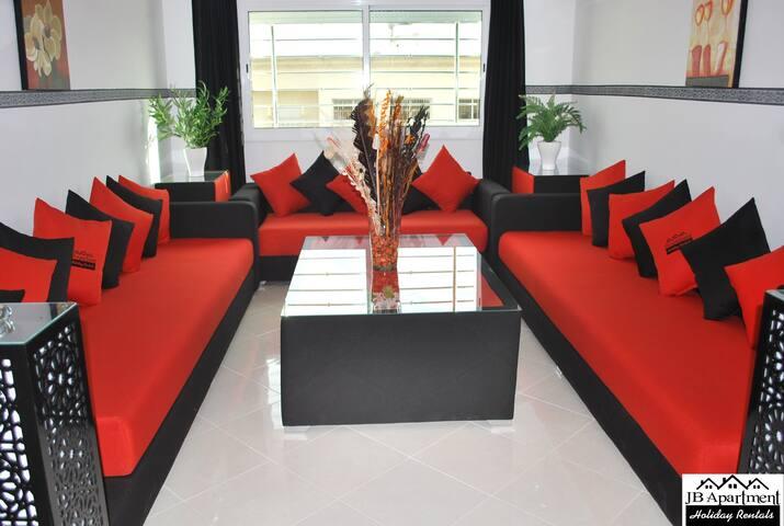 JB Apartment luxe 29 - Kénitra - Pis
