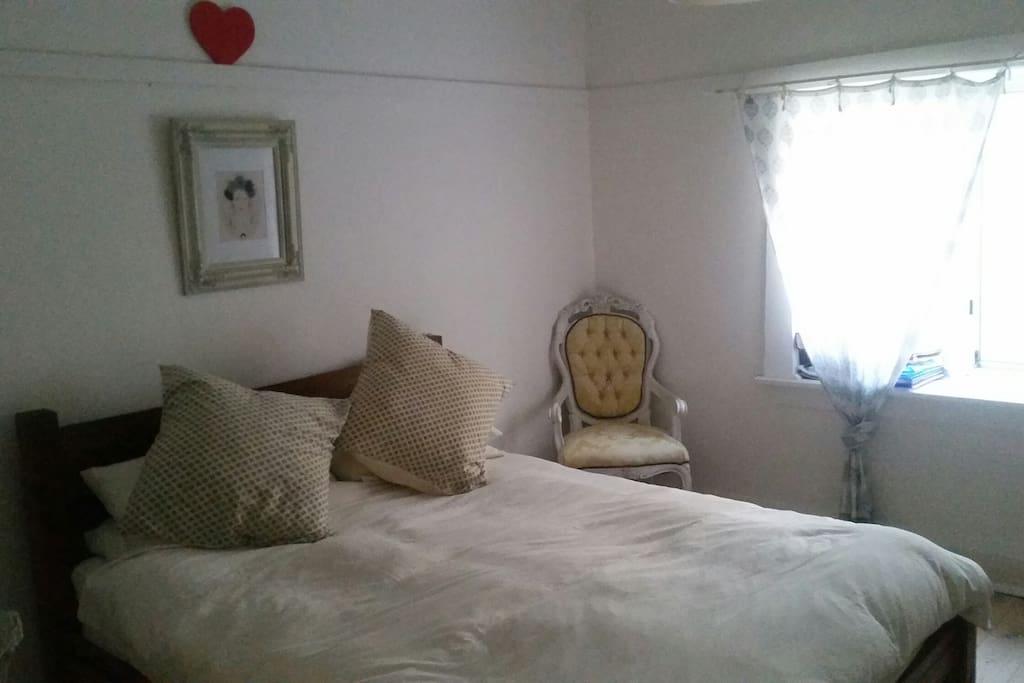huge double bedroom