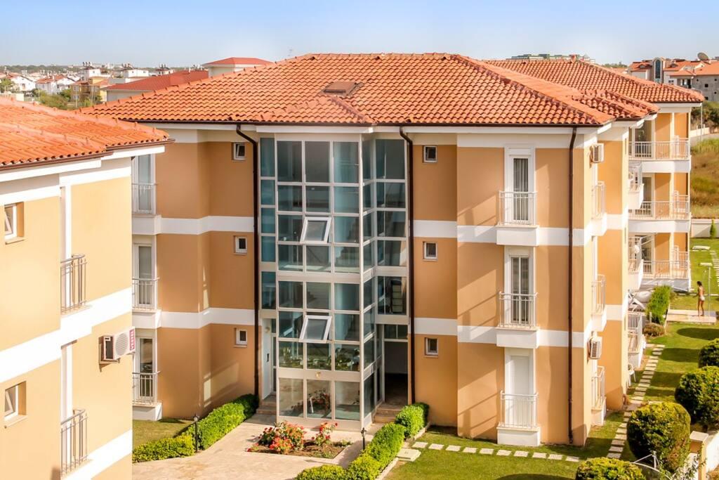 Belek holiday apartment