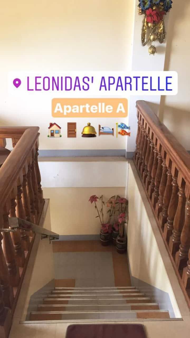 Leonidas' Apartelle, Bed&Breakfast (REAL, Quezon)