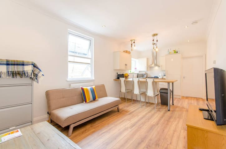 Bright massive room in East London - Londyn - Apartament