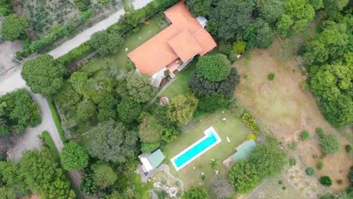 Casa Hacienda LASOFIA, Vilcabamba/Yangana