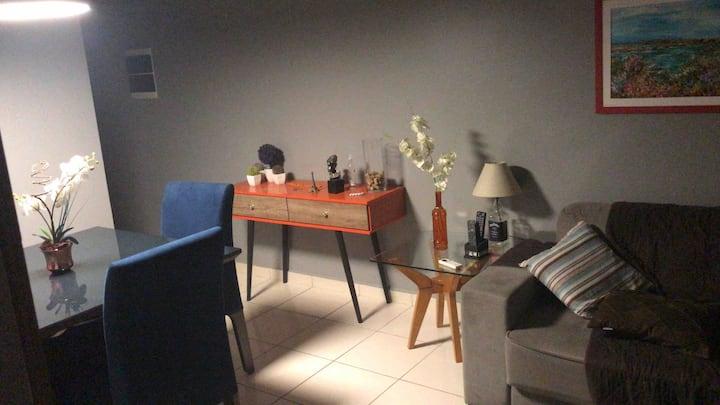 Ponta Negra , apart compartilhado, quarto single