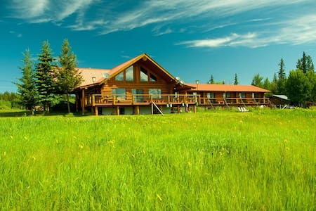 Cariboo Log Guest House