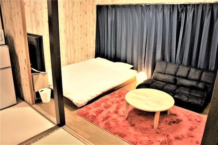 Great Place&ACC@Ikebukuro池袋&5mins walk+Wifi MAX8PP - Toshima - Íbúð