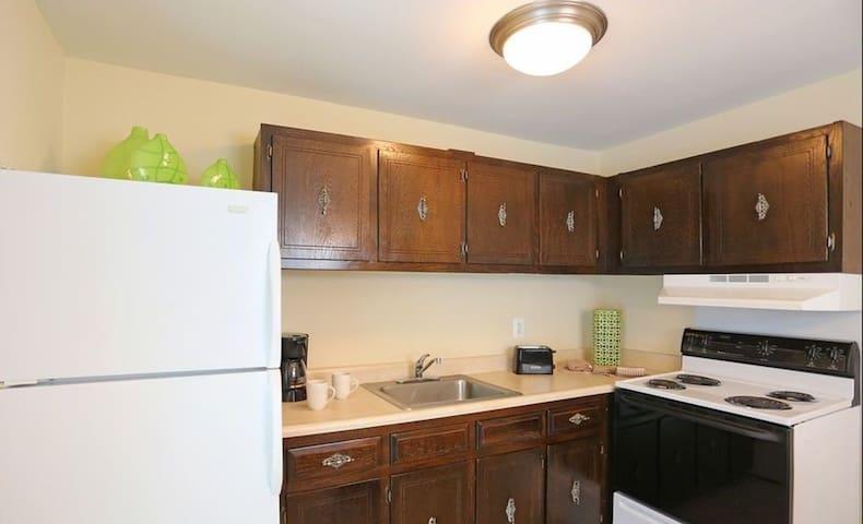 myone - Burlington - Apartamento