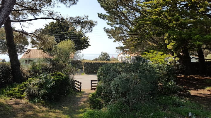 Barajo - Charmante maison a 5mn a pied de la plage